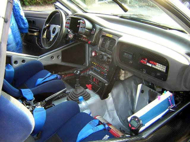 Voitures japonaises page 107 vos photos vid os for Interieur wrc